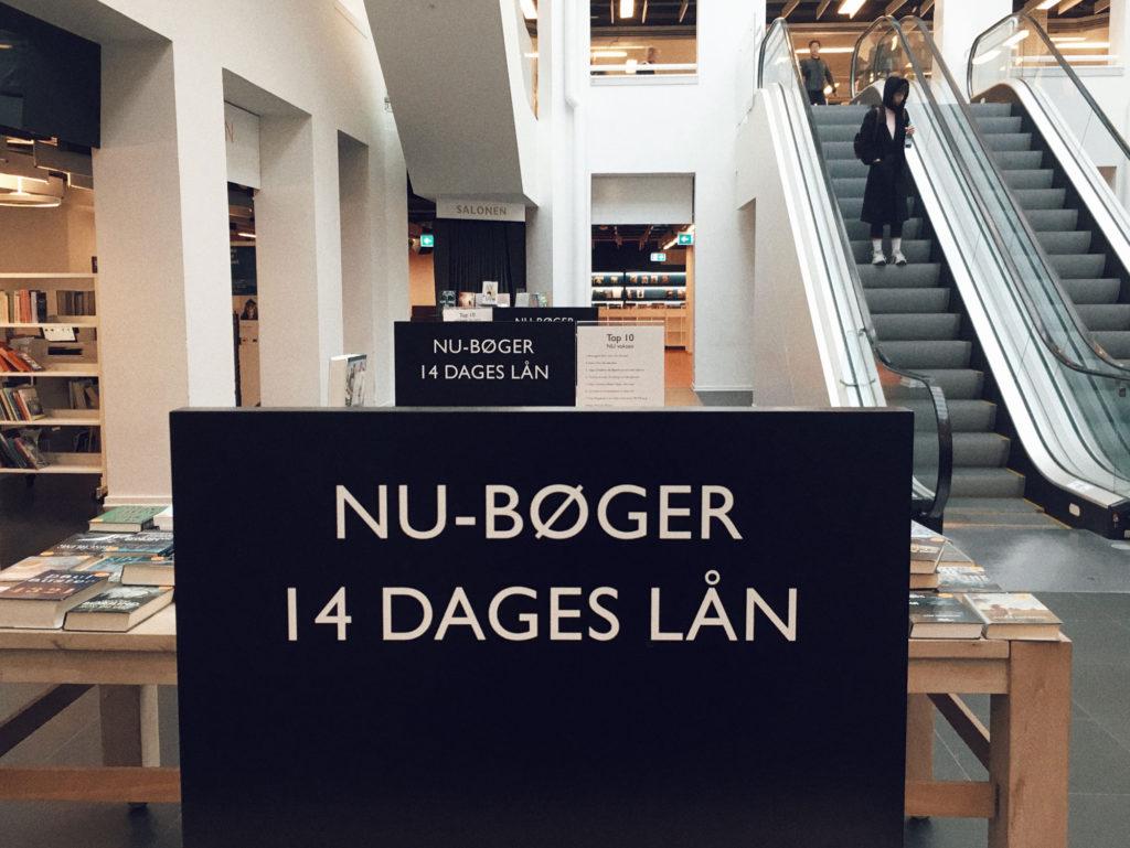 デンマーク 観光 図書館