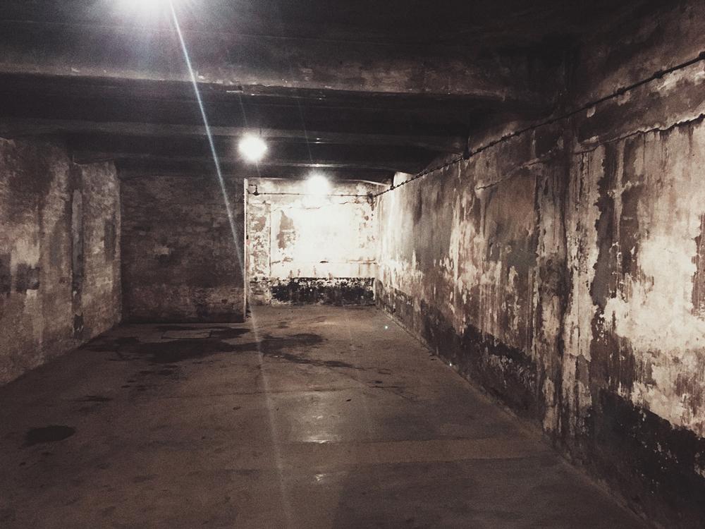 アウシュヴィッツ強制収容所 第一収容所